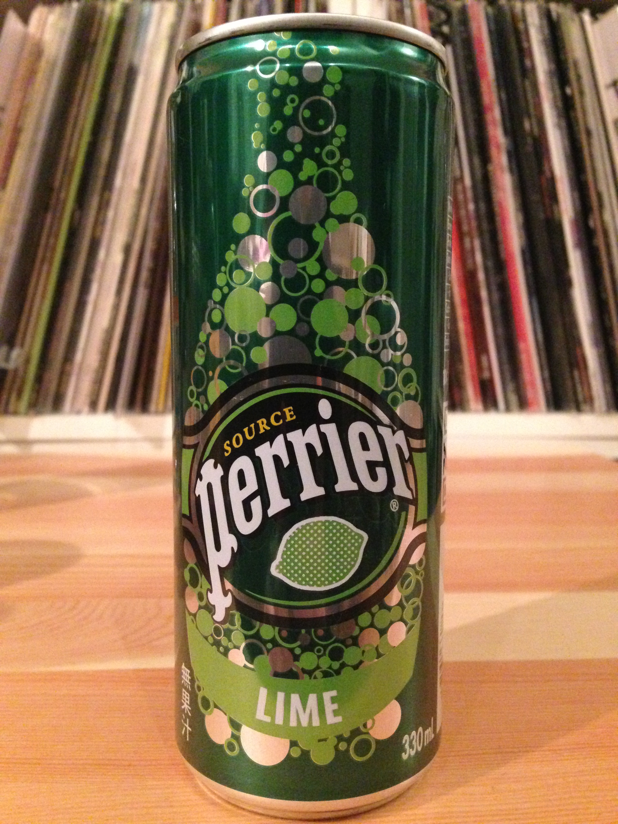 perrier-lime